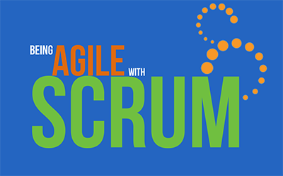 Being Agile with Scrum